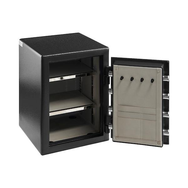 HS-2 Safe door open by Dominator Safes