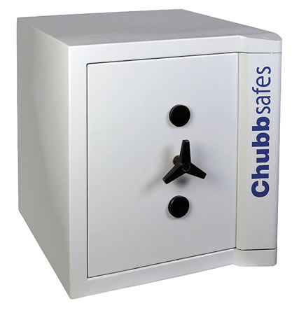 Chubbsafes Bankers and Jewellers Safes Sovereign Grade 3 Size 3