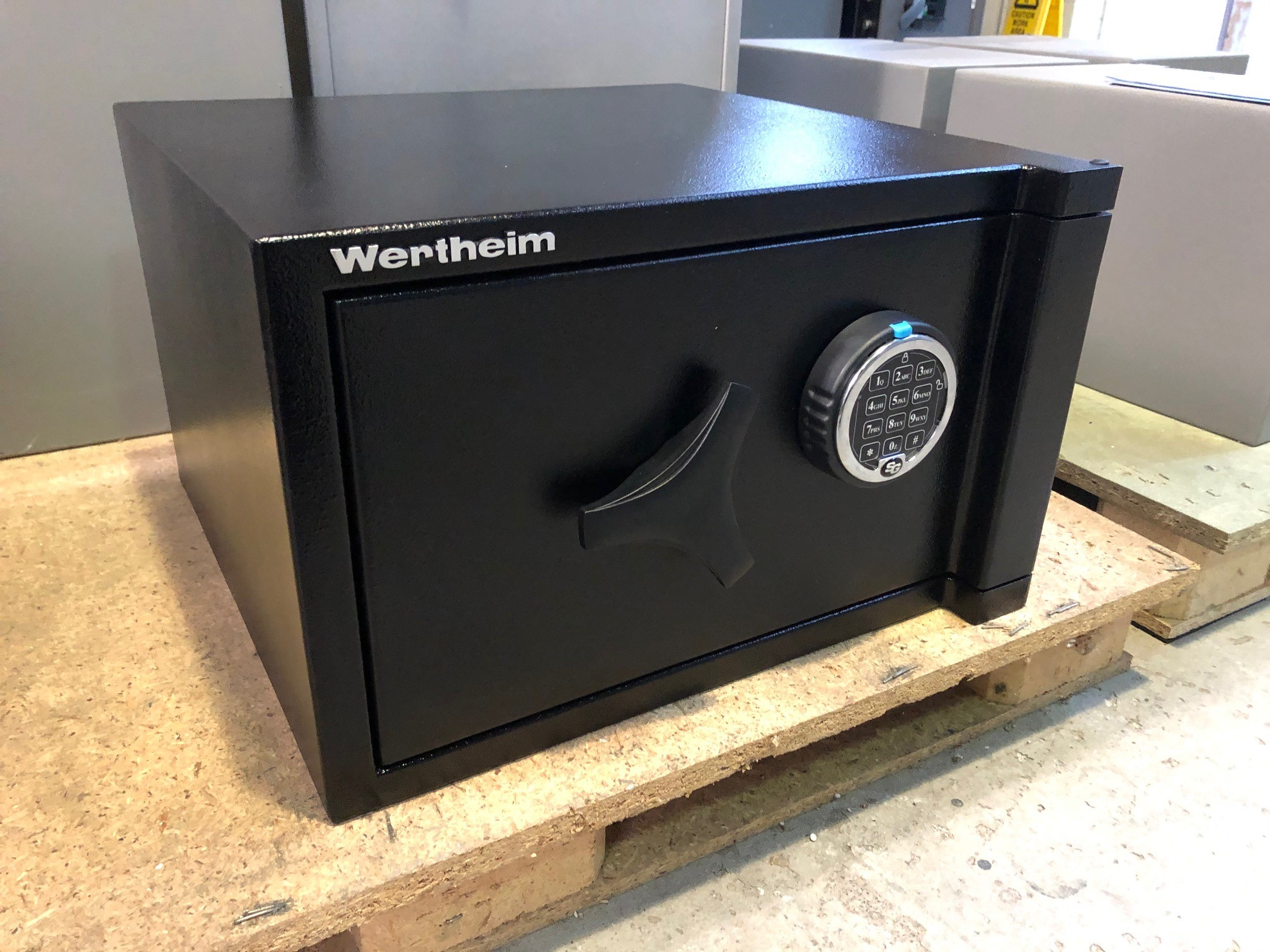 Wertheim AG05RE Custom Safe 1
