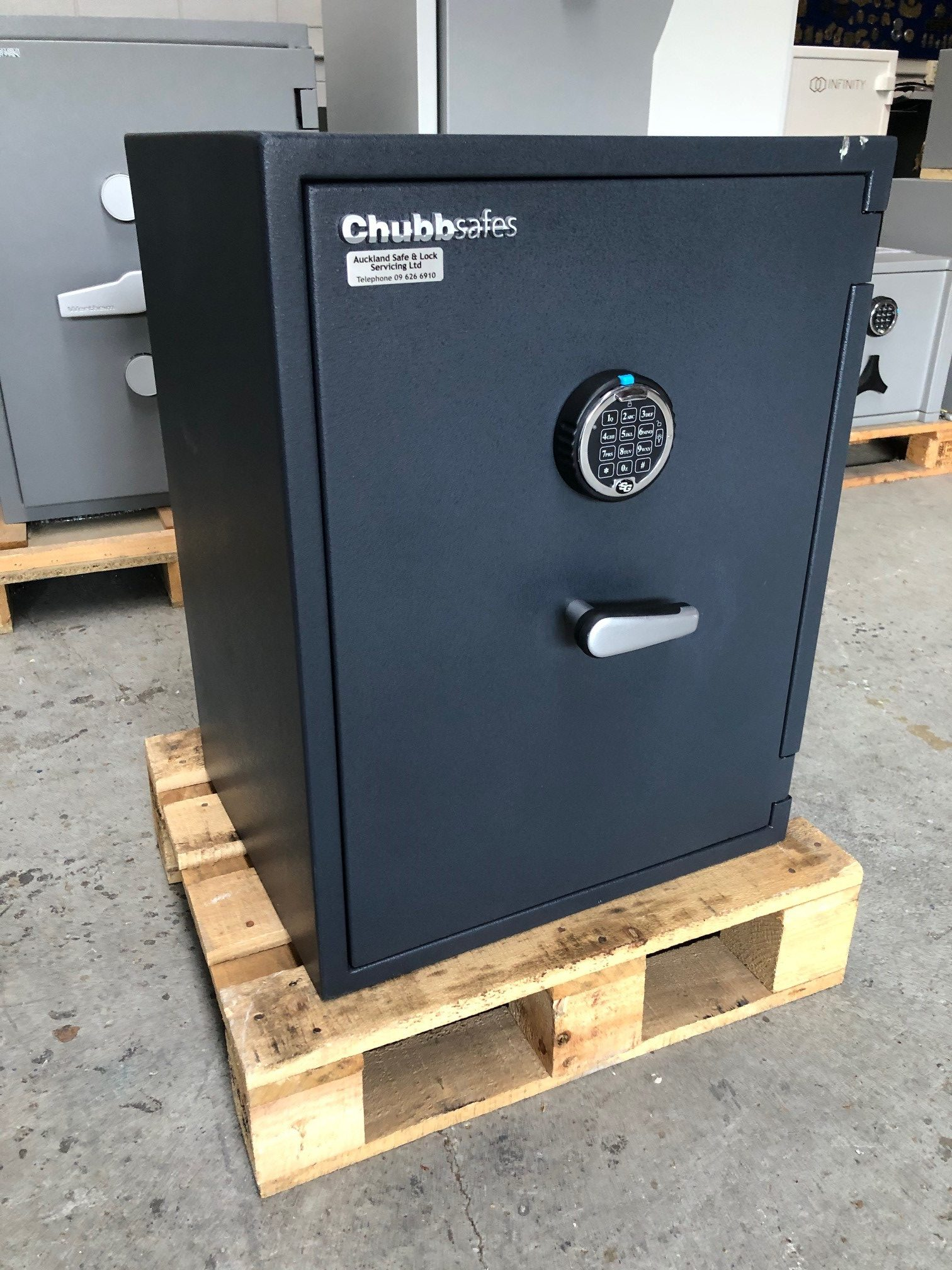 Chubbsafes Sentaor M3 Safe Secondhand