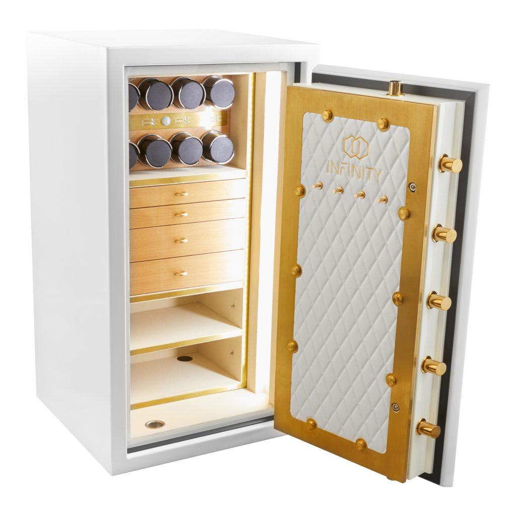 Infinity Safes DS-4 Luxury Safe