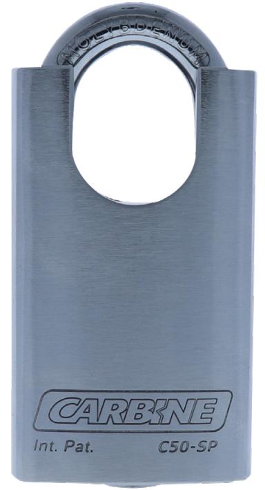 Carbine C50-SP padlock