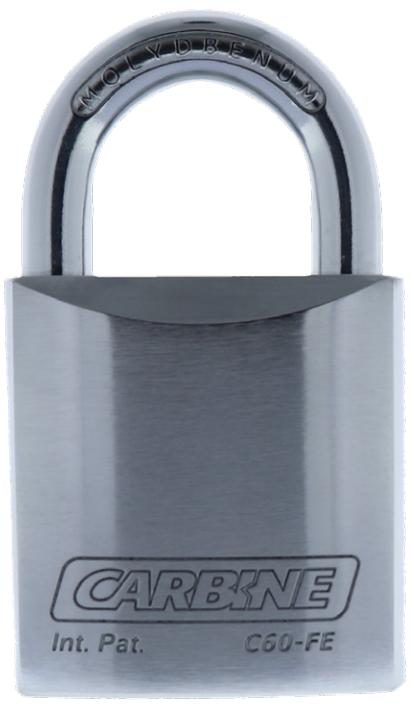 Carbine C60-FE padlock