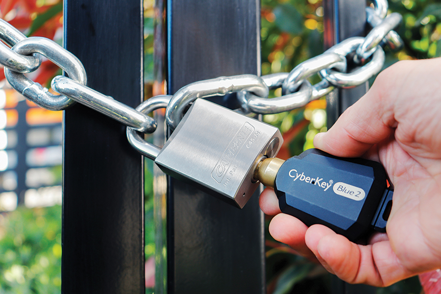 EKA Cyber lock