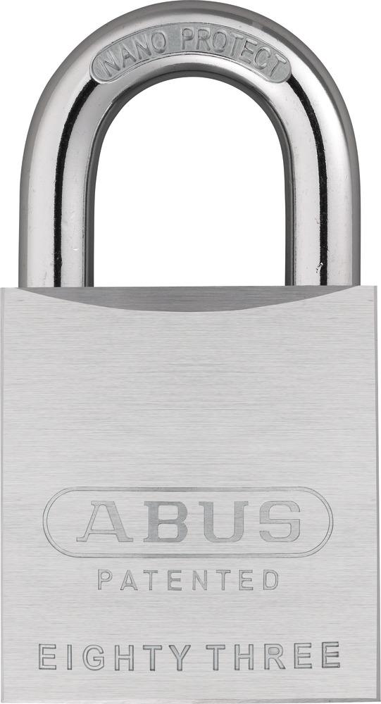 Abus 83/50 rekeyable padlock