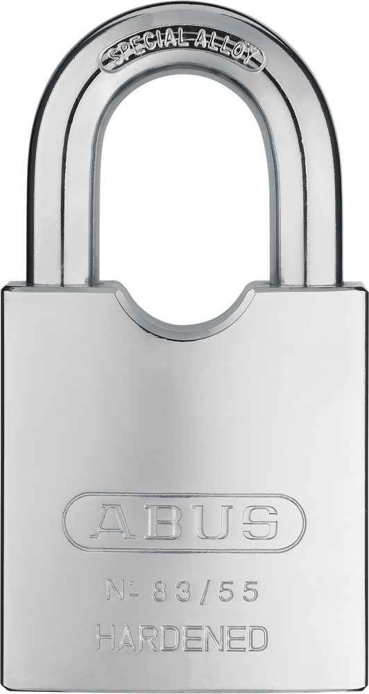 Abus 83/55 rekeyable padlock